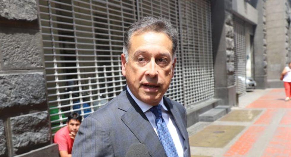 El empresario chileno Gerardo Sepúlveda permanecerá 2 meses en el Perú por orden del Poder Judicial. (Foto: Eduardo Cavero/ GEC)