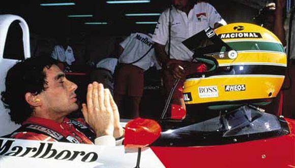 Ayrton Senna cumple 60 años. (Foto: AP)