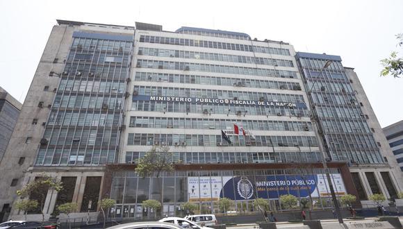 Las investigaciones contra el expresidente son llevadas a cabo por la fiscal de la Nación. (Foto: GEC)