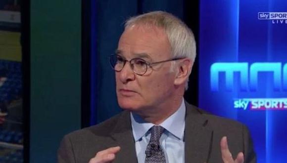 """Ranieri: """"No puedo creer que mis jugadores me hayan matado"""""""