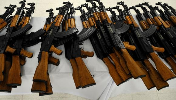 Estados Unidos Vendió El 36 De Todas Las Armas En El Mundo Los últimos Cinco Años Mundo El Comercio Perú