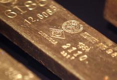 Oro cae por un rebote en el rendimiento de los bonos de Estados Unidos