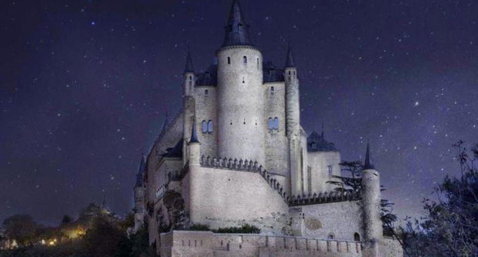 Google Maps te lleva a conocer el castillo de Blanca Nieves