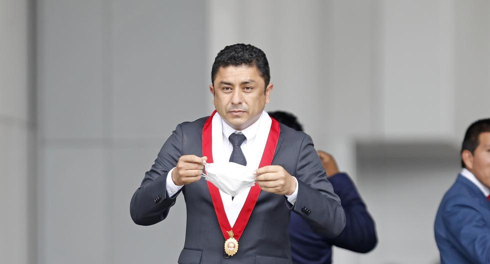 Guillermo Bermejo viene siendo procesado judicialmente por presuntamente pertenecer a la organización terrorista Sendero Luminoso. La Fiscalía ha pedido 20 años de cárcel en su contra.
