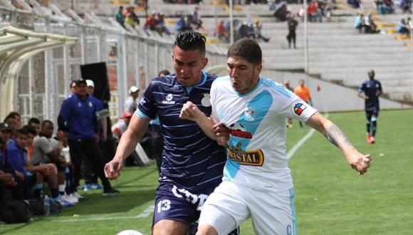 Sporting Cristal pidió puntos del partido contra Real Garcilaso