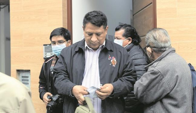El miércoles, el Poder Judicial ordenó que Rojas esté impedido de salir del territorio peruano por seis meses. La fiscalía pedía que el período fuera de 12 meses. (Foto: Renzo Salazar / Archivo)
