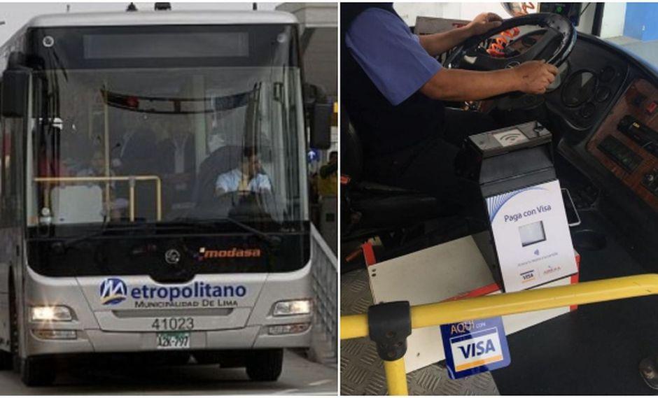 Actualmente las tarjetas contactless de Visa ya pueden ser utilizadas en algunas empresas de transporte público privadas, como El Rápido; como se muestra en la imagen a la derecha.