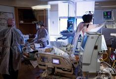 Estados Unidos registra 1.428 muertes y 57.679 nuevos contagios de coronavirus en un día