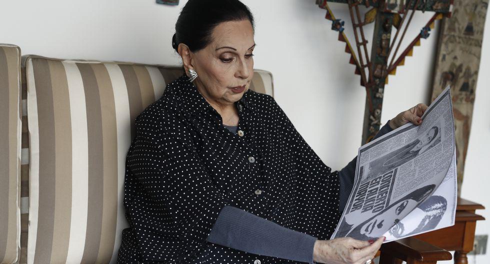 """Música: Alicia Maguiña: """"Un artista que me parece auténtico es 'Melcochita'""""   NOTICIAS EL COMERCIO PERÚ"""