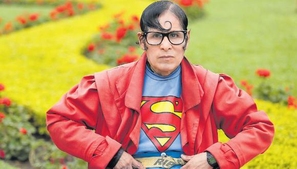 Con 65 años, el glaucoma y la catarata afectan a Chávez. Él trabaja como 'jalador' en el Centro de Lima. (Paco Sanseviero)