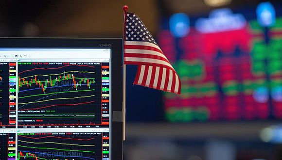 El crecimiento de la economía de EE.UU. en el segundo trimestre coincidió con las expectativas de los analistas.(Foto: AFP)