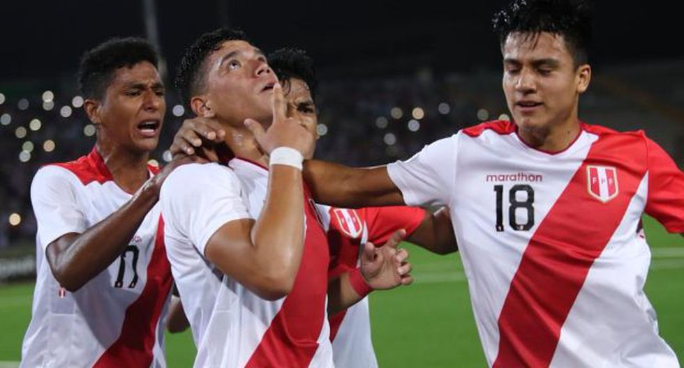 La selección peruana se jugará el pase al hexagonal final del Sudamericano Sub 17 ante Ecuador. (Foto: Sudamericano Sub 17)