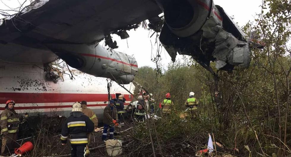 Las autoridades manejan dos hipótesis: que el combustible de la aeronave se agotó antes de llegar al destino, o que se trata de un error del piloto.(AFP)