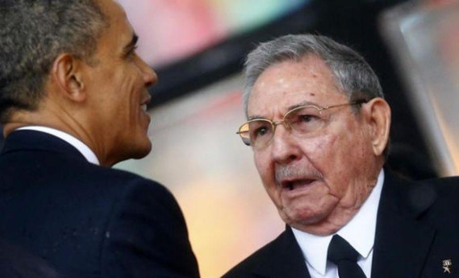 Obama y Raúl Castro hablaron por teléfono sobre embargo a Cuba