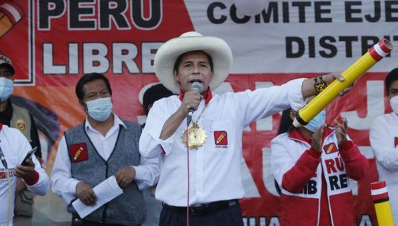 Pedro Castillo ha solicitado en total 87 días de licencia para realizar sus actividades políticas. (Foto: GEC)
