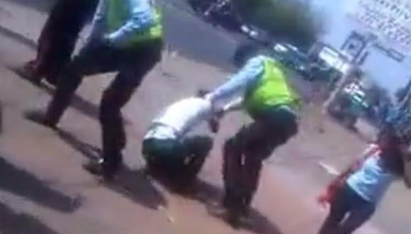 Protestas en Venezuela: videos de la brutal represión policial