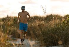 Christopher Portugal: el triatleta que ganó el oro en la categoría amateur