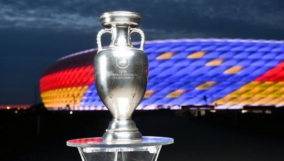 Sigue todas las incidencias de la Eurocopa 2021 en vivo y en directo | Foto: @EURO2020