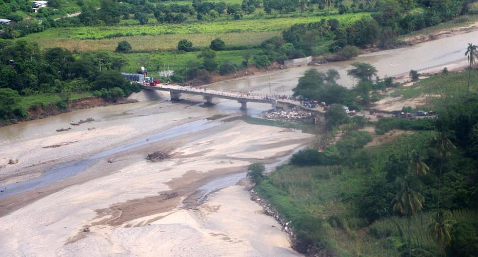 Así luce el río Piura a tres semanas de su desborde [FOTOS] - 6