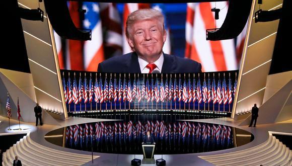 """La difusión de la Convención Republicana 2020 ha sido encargada al llamado """"Comité de Arreglos"""", el mismo que ha publicado en su página web un listado de plataformas desde donde podrá seguirse el evento en vivo. (Foto referencial: AP)"""