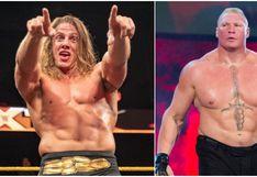 """Matt Riddle sobre Brock Lesnar: """"No necesito luchar contra él ahora mismo, si él no quiere, por mi está bien"""""""