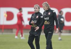 """Preparador físico de la selección peruana anunció fecha de la convocatoria para las Eliminatorias: """"El 25 sale la lista"""""""