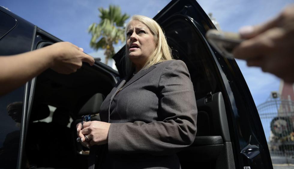 Crisis y recelo aguardan a la nueva gobernadora de Puerto Rico tras renuncia de Roselló. (Foto: AP)