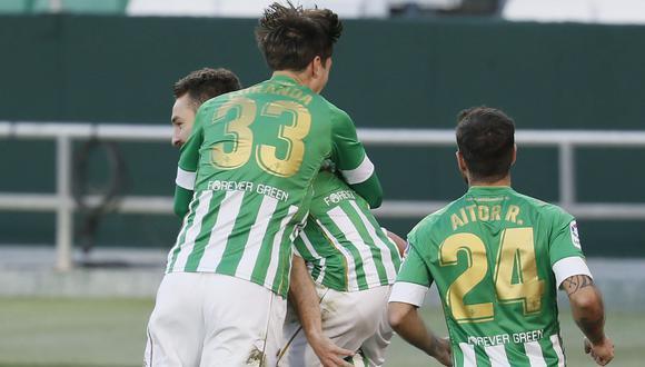 Real Betis vs. Sevilla: las imágenes del duelo en el Estadio Benito Villamarín | Foto: EFE