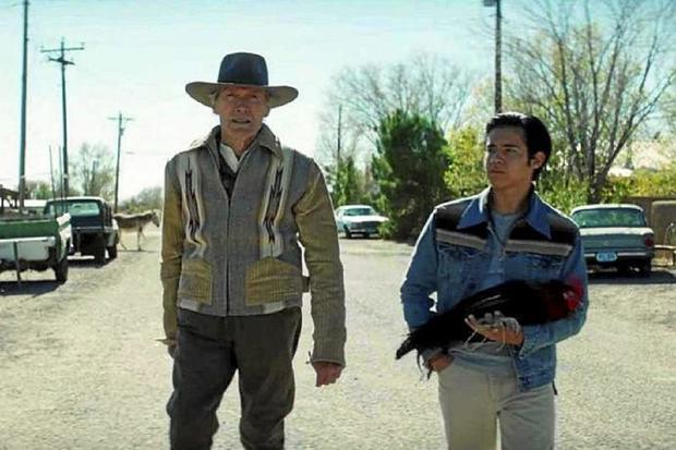 "Eduardo Minett plays Rafael 'Rafo' Polk in ""Cry Macho"" (Photo: Warner Bros.)"