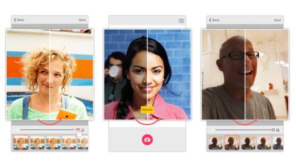App de Microsoft mejora selfies usando inteligencia artificial