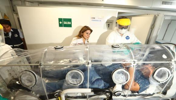 El Minsa destinó casi S/ 4 millones para un plan de contingencia nacional contra los posibles casos de coronavirus | Foto: GEC