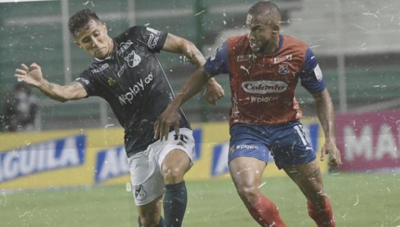 Deportivo Cali igualó 0-0 frente a Medellín por el torneo Finalización de Colombia