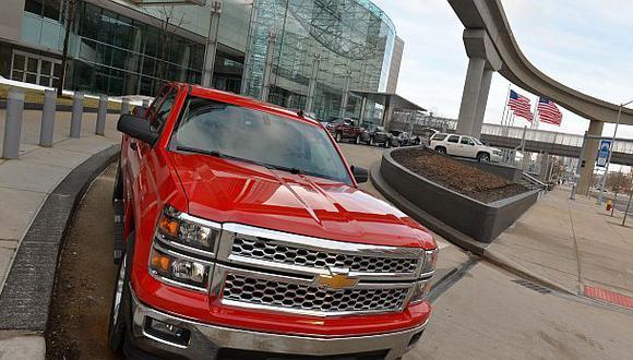 General Motors anunció retiro de 588 mil vehículos del mercado