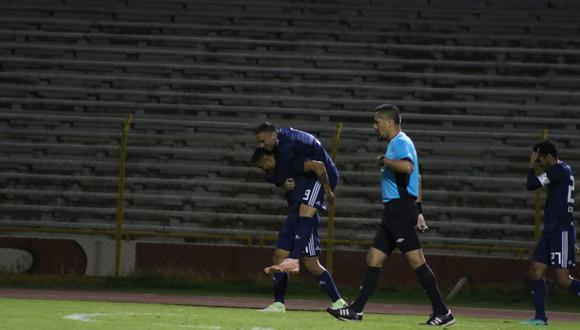 Sporting Cristal igualó 1-1 en casa de Sport Huancayo | Foto: Jhefryn James Sedano Meza