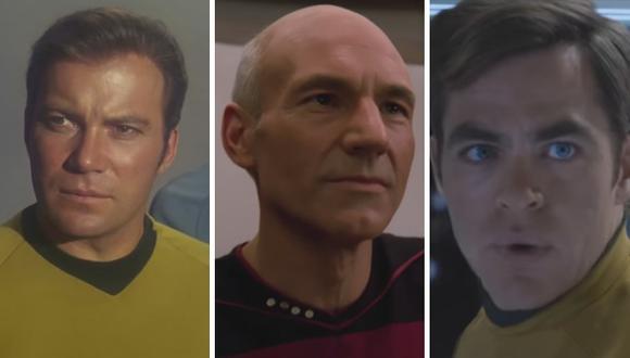 La evolución de Star Trek en los medios audiovisuales [VIDEO]