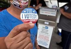 Elecciones en EE.UU.: comienza la votación anticipada en el codiciado estado clave de Florida