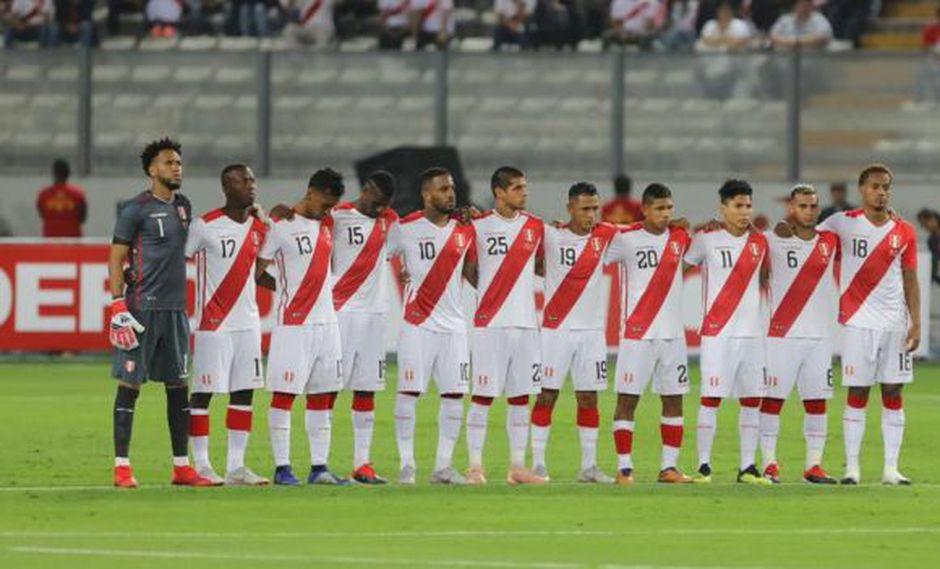 La Federación Peruana de Fútbol anunció que pagó Universitario tras el levantamiento de embargo . (Foto: Selección peruana)