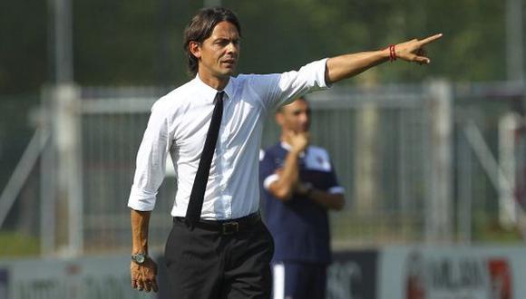 Inzaghi y sus primeras palabras sobre la llegada de Diego López