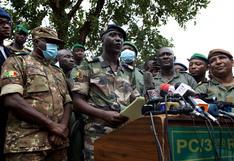 Junta militar de Mali bajo presión internacional al día siguiente del golpe de Estado