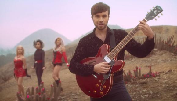 """Adrián Bello lanza su nuevo sencillo """"Vas a llorar"""". (Foto: Captura de video)"""