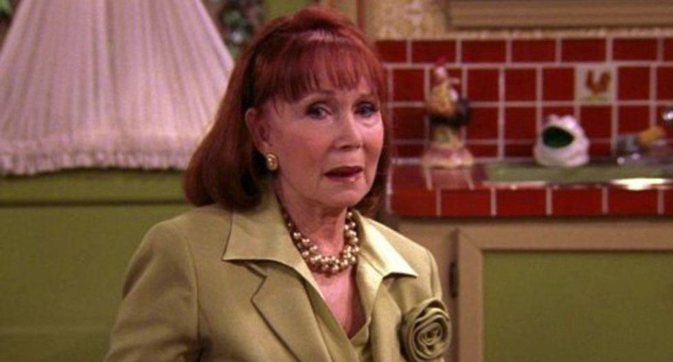 "Lois Whelan en la serie ""Everyone Loves Raymond"" (1996-2004). (Foto: Difusión)"