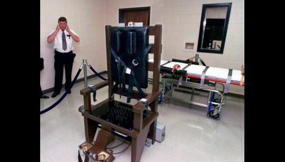 Silla eléctrica volverá a ser usada en ejecuciones en Tennessee