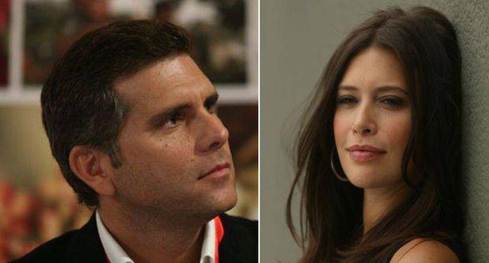 Christian Meier: Angie Cepeda impactó al actor con su belleza