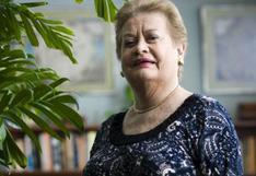 """Martha Hildebrandt: el significado de """"Chaveta"""""""