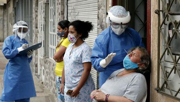 Coronavirus en Colombia   Ultimas noticias   Último minuto: reporte de infectados y muertos lunes 15 de junio del 2020   Covid-19   (Foto: EFE/ Mauricio Dueñas Castañeda).