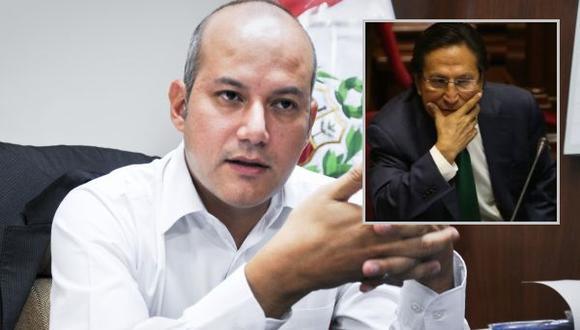 Gana Perú no decide si vota en bloque informe del Caso Ecoteva