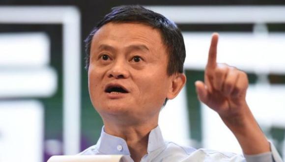 Jack Ma, fundador de Alibaba (Foto: Getty Images)