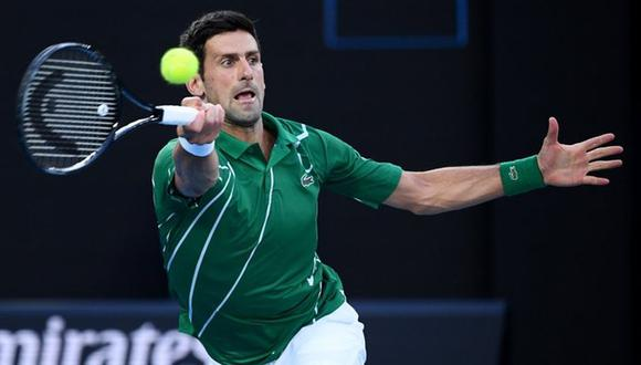 Novak DJokovic vs Roger Federer, partidazo por semifinales. (Foto: ATP)