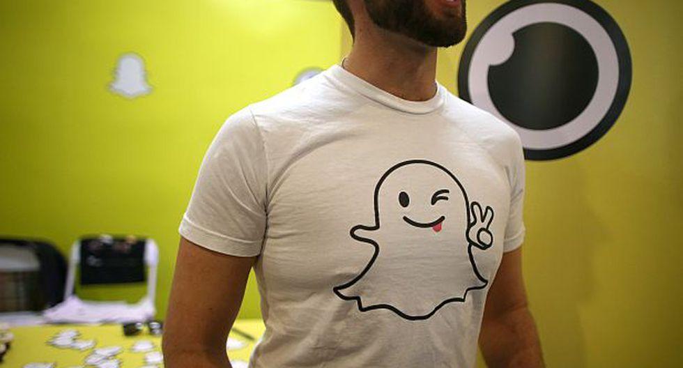 Snapchat es la primera red social para los millennials