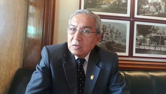 Fiscal supremo Pedro Chávarry juró como miembro del JNE